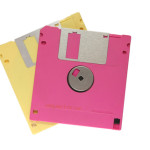 floppy diskettes